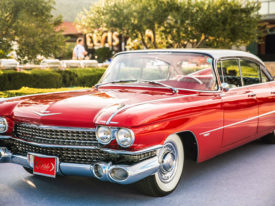 Cadillac Series Sixty-Two