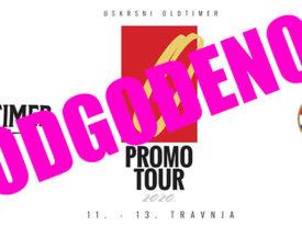 Uskrsni Oldtimer Promo Tour 2020.