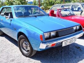 Mitsubishi Sapporo GSR