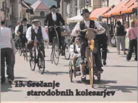 13. Srečanje starodobnih kolesarjev (Škofja Loka) – poziv