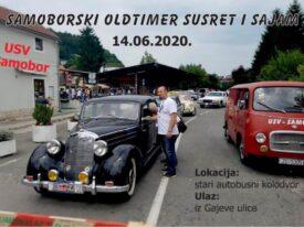 Samoborski oldtimer susret 2020