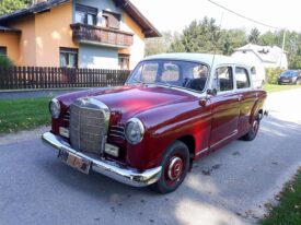 Mercedes–Benz 180D (Ponton W120)