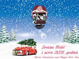 Sretan Božić i godina nova